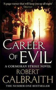 Career of Evil - Robert Galbraith (ISBN 9780751563597)