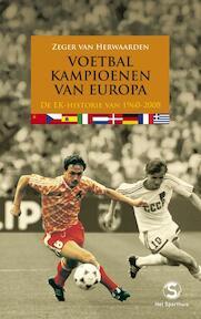 Voetbalkampioenen van Europa - Z. van Herwaarden (ISBN 9789029565905)