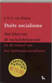 Duits socialisme - J.A.A. van Doorn (ISBN 9789053305928)