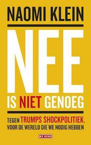 Nee is niet genoeg - Naomi Klein (ISBN 9789044539301)