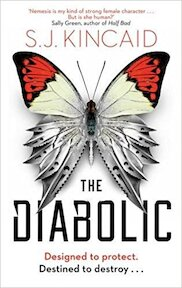 Diabolic - S J Kincaid (ISBN 9781471147142)