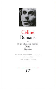 Romans II - Louis-Ferdinand Céline