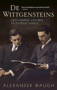 De Wittgensteins - Alexander Waugh (ISBN 9789023454724)