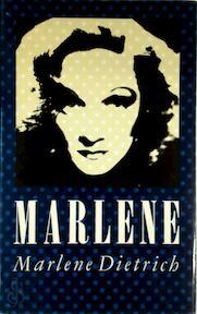 Marlene - Marlene Dietrich, Roel Zuidema (ISBN 9789050870344)