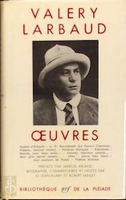 Valery Larbaud, oeuvres - V. Larbaud