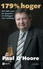 179% hoger - Paul D'hoore, Jan Lodewyckx (ISBN 9789086790289)