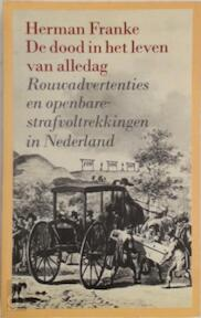 Dood in het leven van alledag - Franke (ISBN 9789023656432)