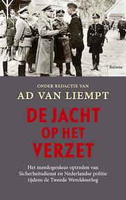 De jacht op het verzet (ISBN 9789460035975)
