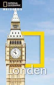 National Geographic Reisgids Londen - National Geographic Reisgids (ISBN 9789021554280)