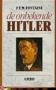 Onbekende hitler - Fontaine (ISBN 9789026311741)