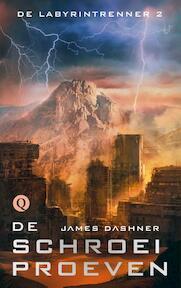 De schroeiproeven - James Dashner (ISBN 9789021456584)