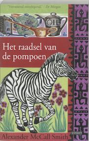 Het raadsel van de pompoen - Alexander MacCall Smith (ISBN 9789024552764)