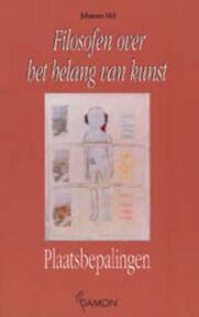 Filosofen over het belang van kunst - J. Mol, Jochem Mol (ISBN 9789055735471)