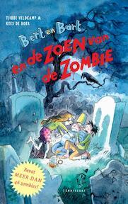 Bert en Bart en de zoen van de zombie - Tjibbe Veldkamp (ISBN 9789047705109)