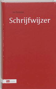 Schrijfwijzer - Jan Renkema (ISBN 9789012108546)