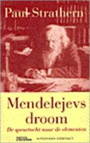 Mendelejevs droom - Paul Strathern, Fieke Lakmaker (ISBN 9789025497132)