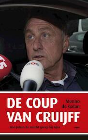 De coup van Cruijff - Menno de Galan (ISBN 9789400403017)