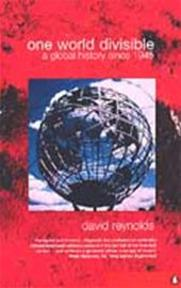 One World Divisible - David Reynolds (ISBN 9780140295108)
