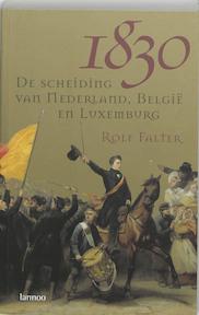 1830 - Rolf Falter (ISBN 9789020958362)