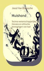 Muishond - Joost Van Driessche (ISBN 9789086872206)
