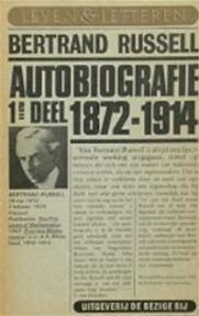 Autobiografie / 1 1872-1914 ed. 77 - Russell (ISBN 9789023415244)