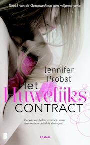 Huwelijkscontract - Jennifer Probst (ISBN 9789022565612)