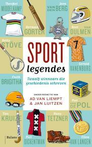 Sportlegendes - Ad van Liempt (ISBN 9789460036163)