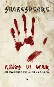 Kings of war - William Shakespeare (ISBN 9789025300982)
