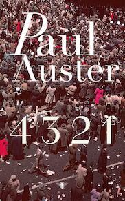 4321 - Paul Auster (ISBN 9789023454991)