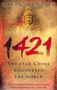 1421: the year china discovered the world - Menzies G (ISBN 9780553815221)