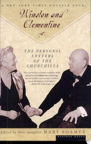 Winston and Clementine - Mary Soames (ISBN 9780618082513)