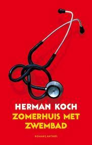 Zomerhuis met zwembad - Herman Koch (ISBN 9789041415592)