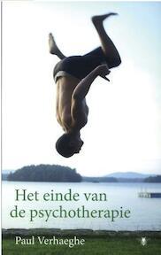 Het einde van de psychotherapie - Paul Verhaeghe (ISBN 9789023458241)