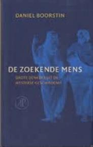 De Zoekende Mens - Daniel Boorstin (ISBN 9789029504140)