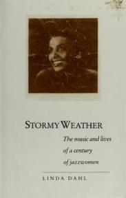 Stormy weather - Linda Dahl (ISBN 9780704300576)