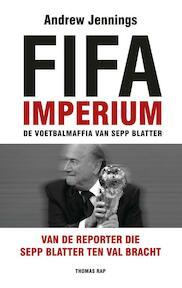 Fifa imperium - Andrew Jennings (ISBN 9789400407312)