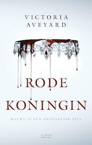 Rode koningin - Victoria Aveyard (ISBN 9789023490289)