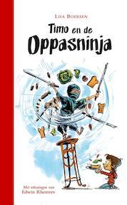 Timo en de oppasninje - Lisa Boersen (ISBN 9789025761554)