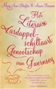 Het literaire aardappelschiltaart - Mary Ann Schaffer, Annie Barrows (ISBN 9789047203391)