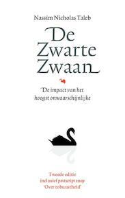 De zwarte zwaan - Nassim Nicholas Taleb, Nassim Taleb (ISBN 9789057123672)