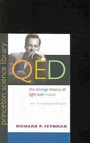 QED - Richard Phillips Feynman (ISBN 9780691125756)