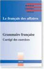 Grammaire française avec exercices - P. Verluyten, P. Dumont (ISBN 9789033466137)