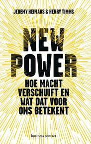 New Power - Jeremy Heimans, Henry Timms (ISBN 9789047009528)