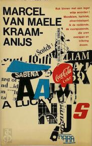 Kraamanijs - Marcel VAN Maele