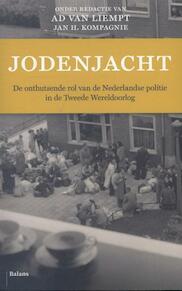 Jodenjacht - Ad van Liempt (ISBN 9789460037221)