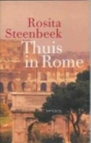 Thuis in Rome - Rosita Steenbeek (ISBN 9789053338803)