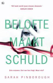 Belofte maakt schuld - Sarah Pinborough (ISBN 9789044354508)