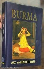 Burma - Max Ferrars, Bertha Ferrars (ISBN 9789748940977)