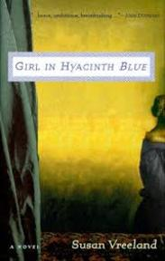 Girl in Hyacinth Blue - Susan Vreeland (ISBN 9781878448903)