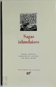Sagas islandaises (ISBN 9782070111176)